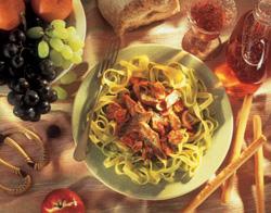 Recipe for Neapolitan Tomato Herring